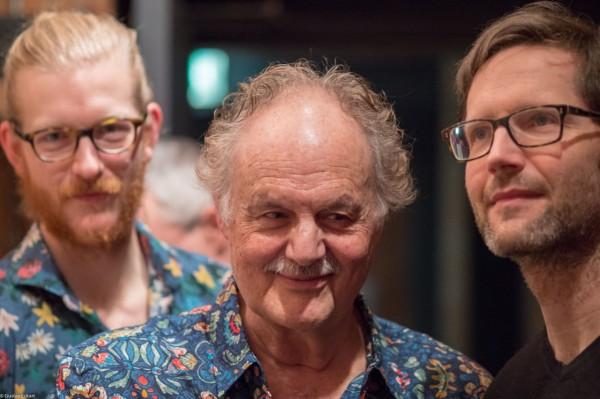 David Friedman Generations Trio Foto (by Gustav Eckhard)
