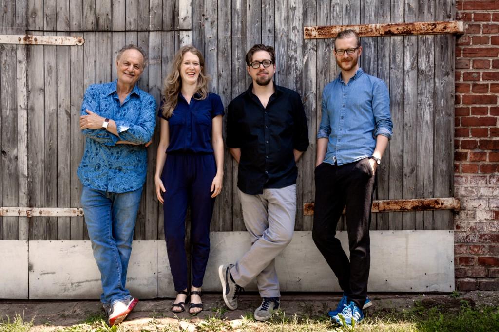 David Friedman - Generations Quartet by Jordana Schramm