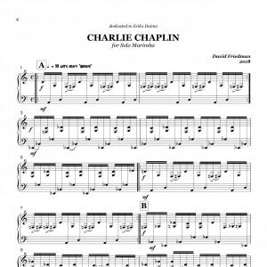 Charlie Chaplin 7 - page 4 square David Friedman