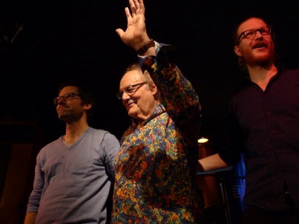 David Friedman Generations Trio Live at A-Trane 2017