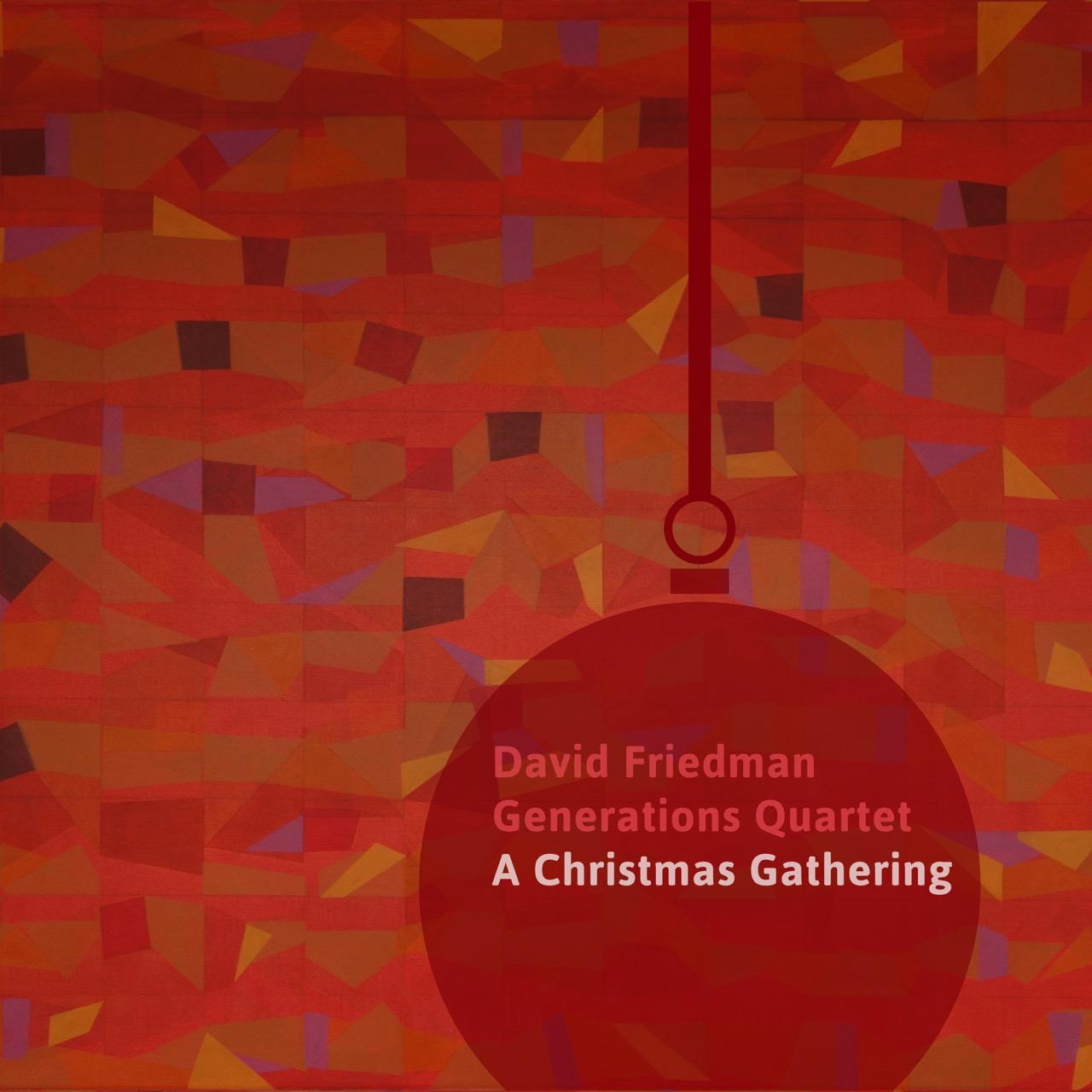 Album COVER - A Christmas Gathering