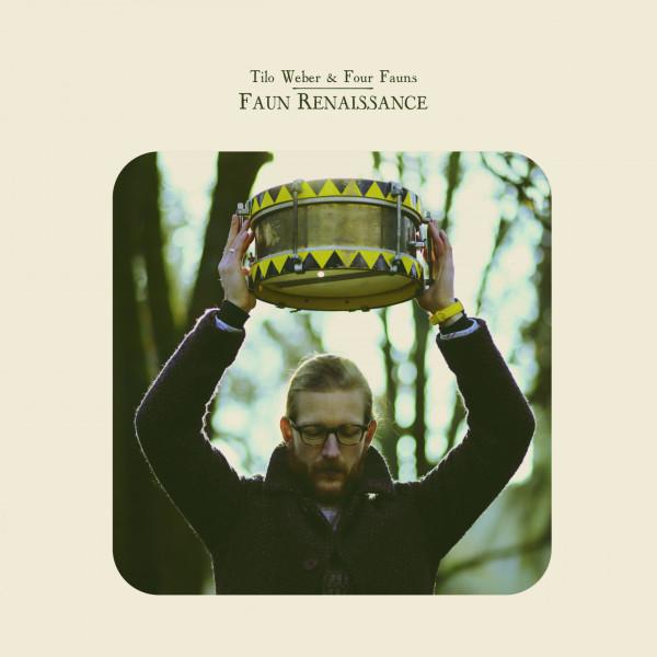 Tilo Weber & Four Fauns mm 007 Faun Renaissance LP square cover
