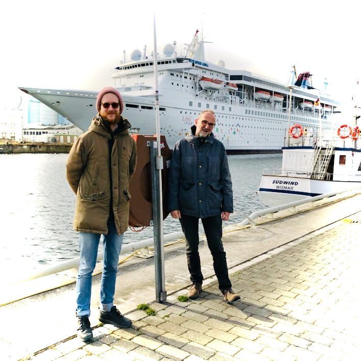 Tilo Weber & Jürgen Czisch Wimsar 2021